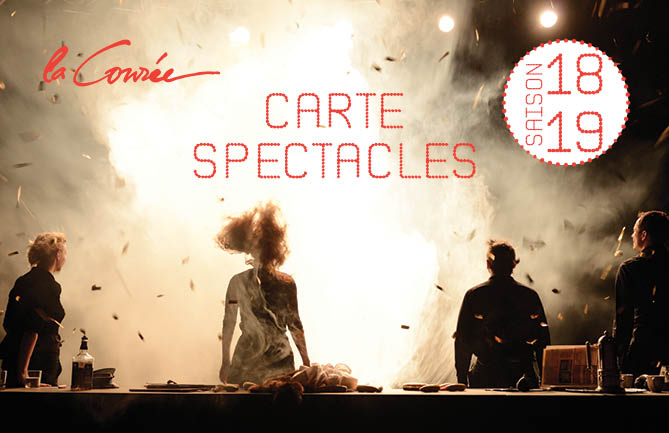carte spectacles 18 19